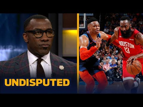 Harden and Westbrook won't win a title due to 'ball dominance' — Shannon Sharpe | NBA | UNDISPUTED