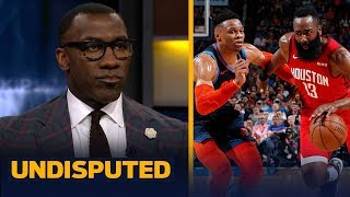 Harden and Westbrook won't win a title due to 'ball dominance' - Shannon Sharpe | NBA | UNDISPUTED