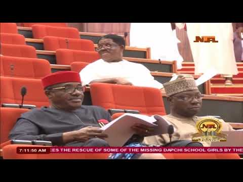 NTA Network Good Morning Nigeria: 22/2/2018