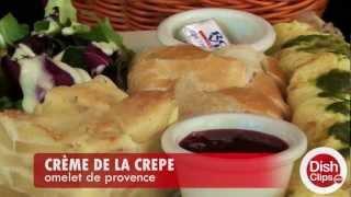 Crème de la Crepe - Omelet de Provence