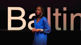 Human Powered Biosensors | Gymama Slaughter | TEDxBaltimore