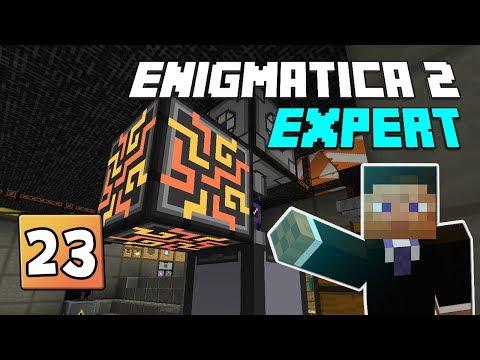Enigmatica 2: Expert Mode - EP 23 | ME Controller & Metal