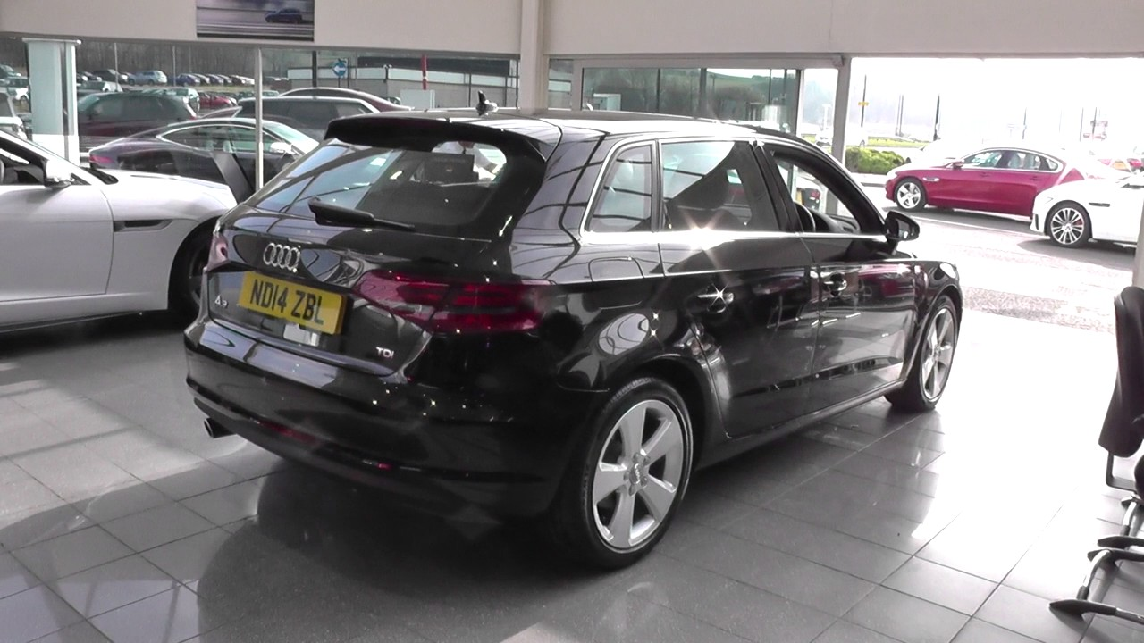Audi A3 Sport Tdi U19837 Youtube