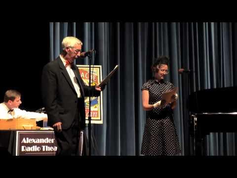 Alexander Radio Theater - Mystery Project