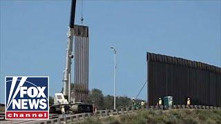 US Border Patrol chief has update on border wall progress