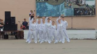 Космонавты / Dance Studio VISaVIS /День города