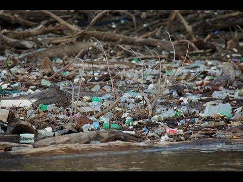 Missouri River Trash Trap Blues
