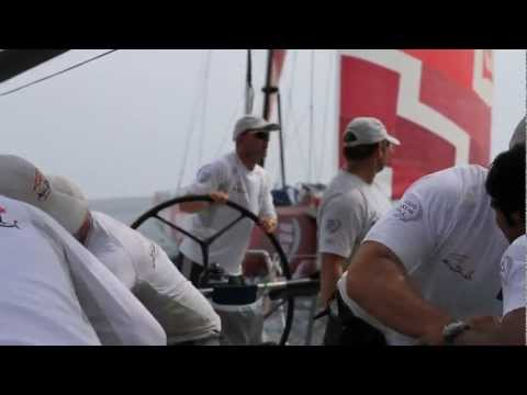 Ian Walker in the Spotlight | Volvo Ocean Race 2011-12