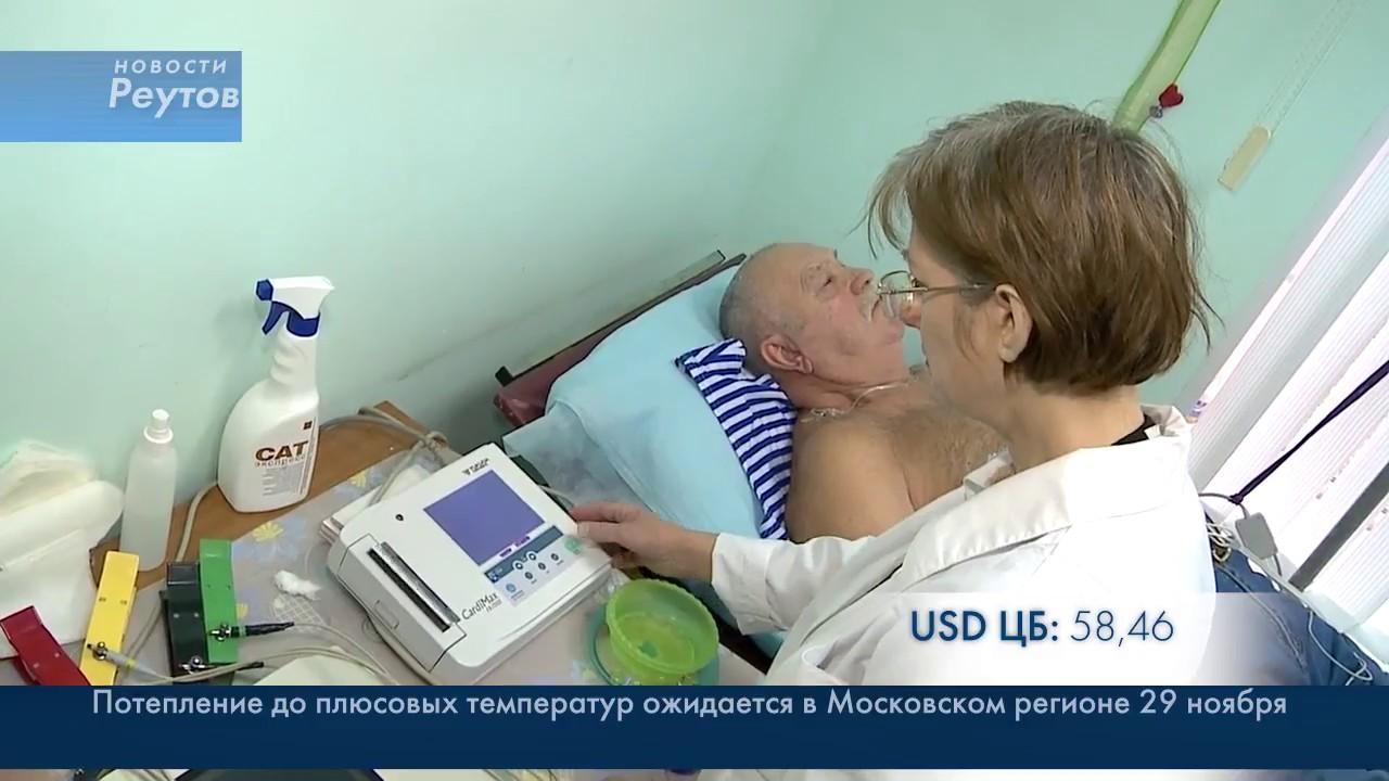 Адрес: Московская обл., Реутов, Носовихинское ш., д.