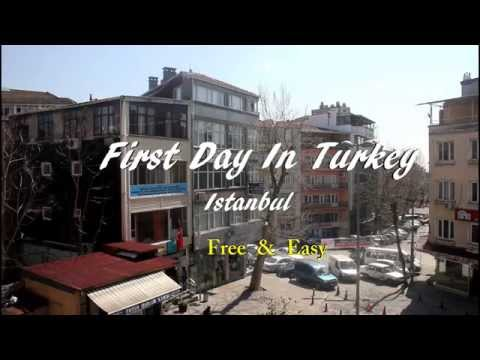 Turkey - Day 1 ( 21st March 2014 ) - Istanbul