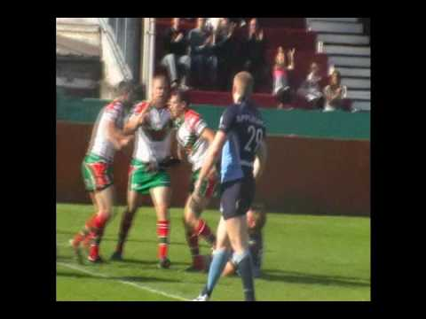 Daley Williams Keighley Cougars Best bits of 2009  2010