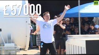 Elon Musk sued by Thai cave rescuer thumbnail