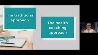 Health Coaching in Primary Care Week 1