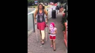 Учусь ходить