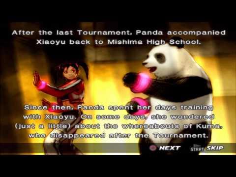 Tekken 4 The Cinematic