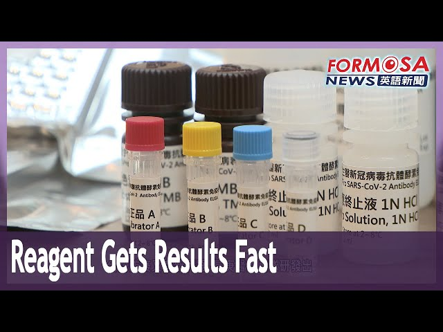 COVID testing breakthrough: New reagent gets results fast without a lab