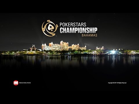 PokerStars Championship Bahamas Main Event, Final Table CardsUp