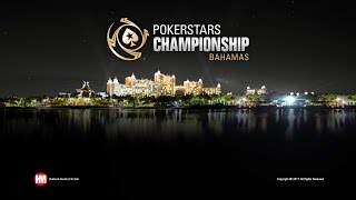 PokerStars Championship Bahamas Main Event, Final Table (Cards-Up)