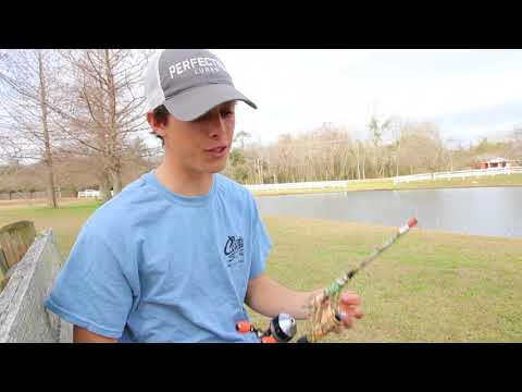 Bass Fishing With A Pocket Combo