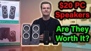 $20 PC Speakers - Logitech Z200 - Deal or No Deal?
