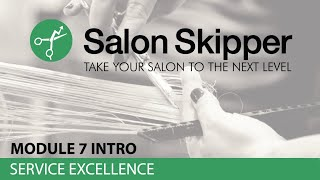 Salon Skipper Module 7 INTRO
