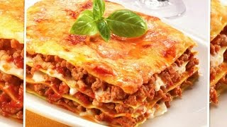 Making Easy Beef & Cheese Lasagna