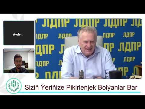 Orsýetiň Merkezi Aziýa Baradaky Aýylganç Planlary | Türkmenistan