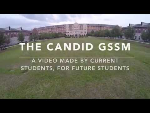 THE CANDID GSSM