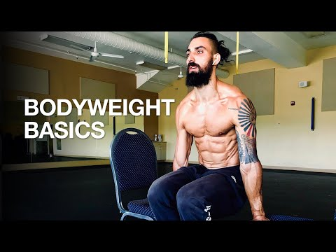 Bodyweight Workout *Upper Body Strength Routine*