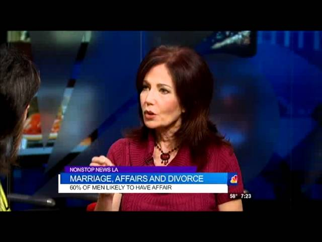 Affairs and Divorce: Demi Moore & Ashton Kutcher | Dr. Sheri Meyers on NBC