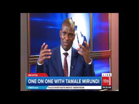 Tamale Mirundi's Political Perspectives - 28 March 2017