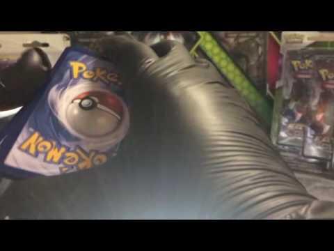 Pokemon Cards- Opening Death of Pokemon Tin