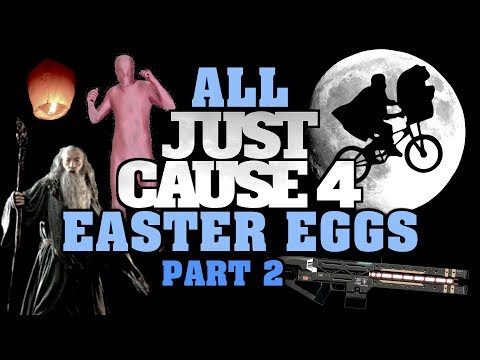 Just Cause 4 NEW Easter Eggs And Secrets | Part 2 thumbnail