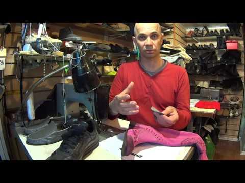 Как узнать натуральную кожу на обуви