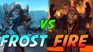 Frost Mage or Fire Mage? The Difference - Interactive Series Mists of Pandaria PvP