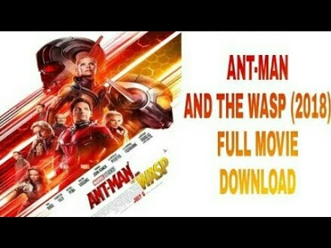 how-to-download-ant-man-and-the-wasp-full-movie-in-hindi-or-english||ant-man-and-the-wasp🔥avenger
