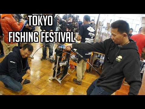 Tokyo Fishing Festival