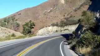 ortega hwy 74 to lake elsinore ca