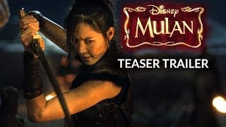 Disney's MULAN:(2020) - Teaser Trailer #2- Yifei Liu, Donnie Yen Film | Live Action (CONCEPT)