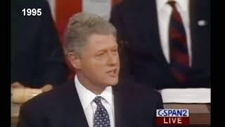 Bill Clinton on ILLEGALS 1995