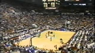 1985 NBA Slam Dunk Contest with Nique, MJ, Dr.J, Clyde, etc. The same year telecast!