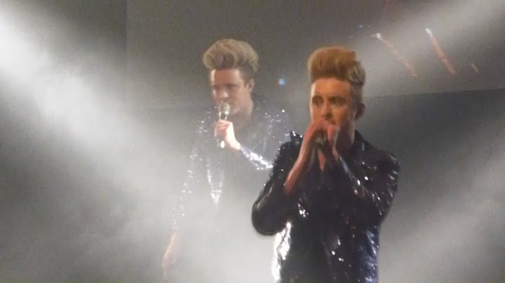 good vibes  jedward  the button factory 25217