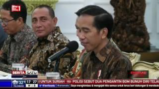 Presiden Berikan Bonus Kepada Pemain Timnas Indonesia