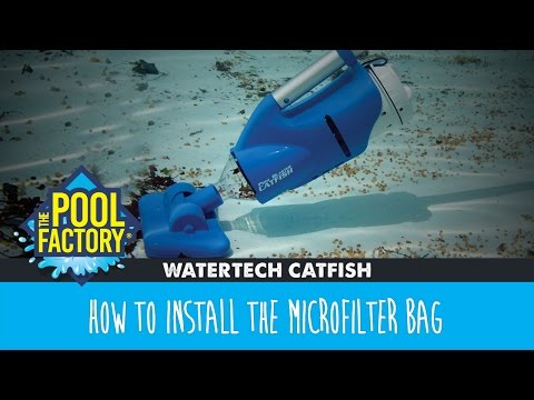 Water Tech Pool Blaster Catfish Demo Video Presented by JimSwim.com from YouTube · Duration:  5 minutes 3 seconds  · 38,000+ views · uploaded on 4/29/2011 · uploaded by jimswimcom