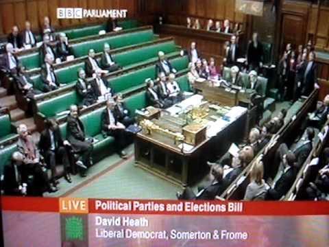 Sir Alan Haselhurst, House of Commons,
