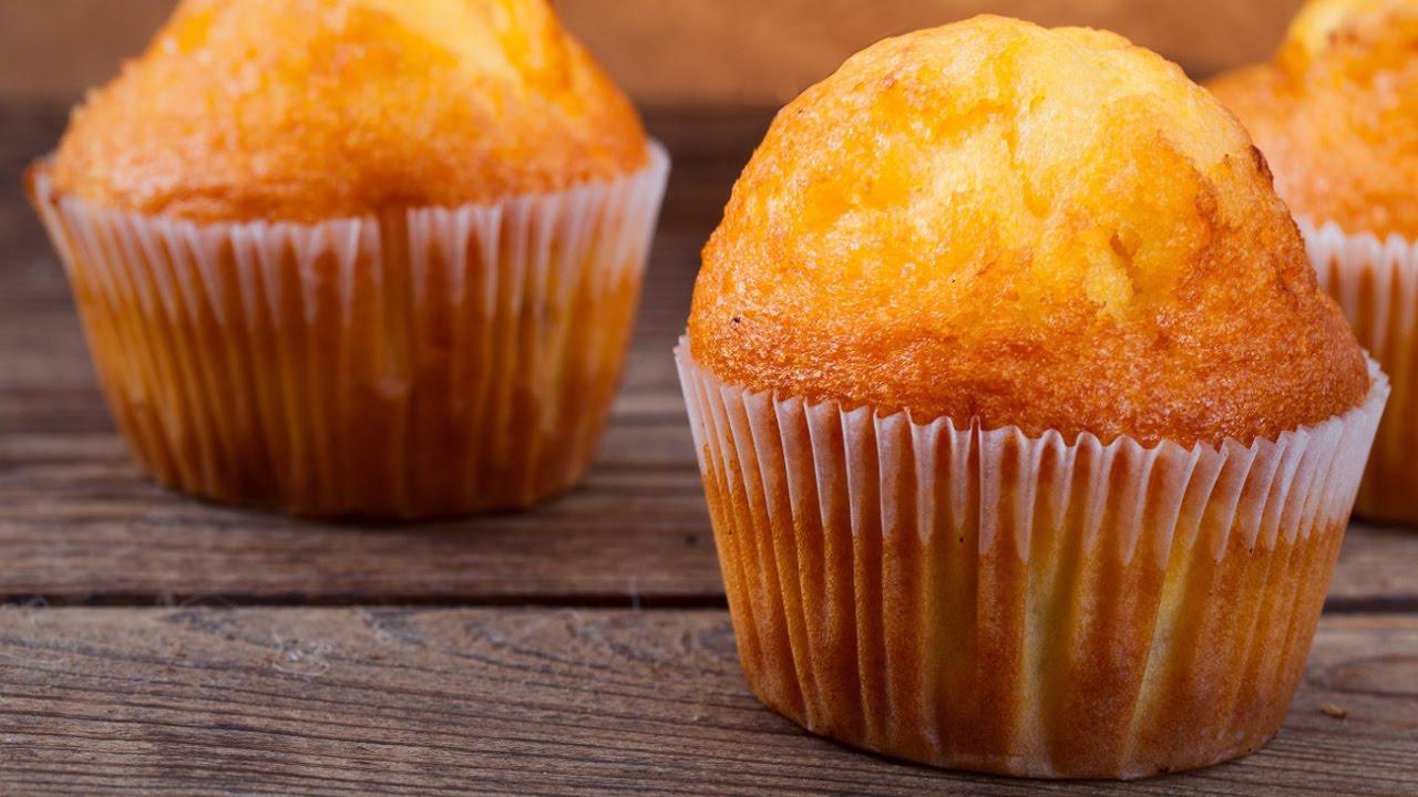 Vanille Muffins Locker Saftig Youtube