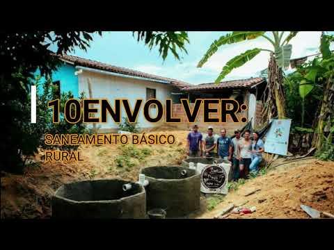 Apresentação 10envolver Saneamento Básico Rural - Fossa Séptica Biodigestora de Placas