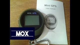 Навигатор Mini GPS. Полный обзор работы и управления.