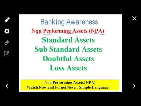 Non Performing Assets (NPA) and its impact on banking system