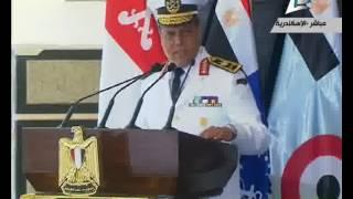 فيديو.. مدير الكلية البحرية: نشهد تطورًا كبيرًا بمنظومة العمل داخل القوات المسلحة